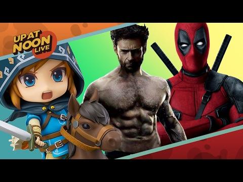 Zelda Escape Rooms, X-Men Cinematic Universe, & Dog Poop Barbie - Up At Noon Live!
