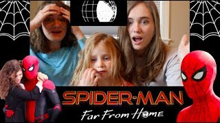 Download SPIDER-MAN: FAR FROM HOME Trailer Reaction! Video