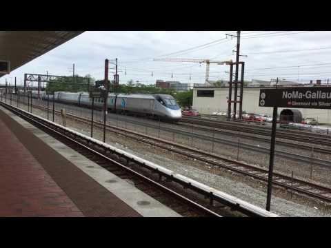 Random Amtrak Moments