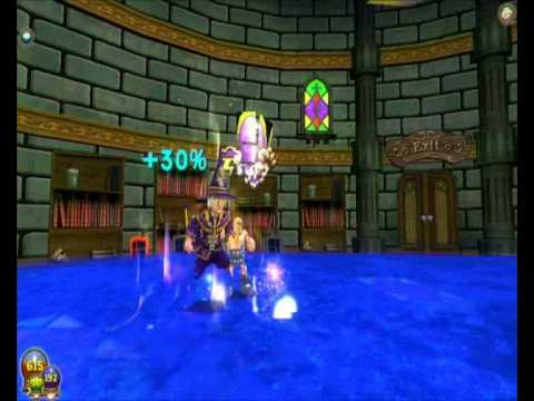 Wizard 101 Level 22 Spells