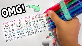 Trying 30 STUDENT HACKS YOU WISH YOU'D KNOWN SOONER by 5-Minute Crafts