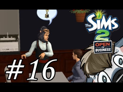The Sims 2 Open for Business | Part 16 | Restaurant
