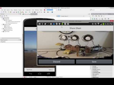Build Android Apps with C++ using C++Builder