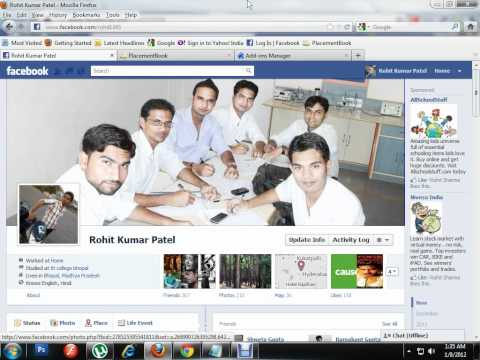 How to Remove time line in Facebook