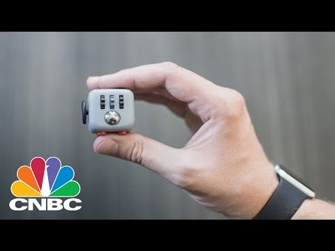 The Fidget Cube May Help You Focus Better At School And Work | CNBC