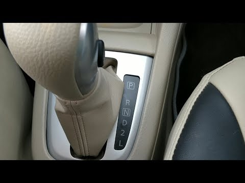 Tutorial : How To Drive Automatic Car : Easy Steps : Maruti Suzuki Ertiga AT