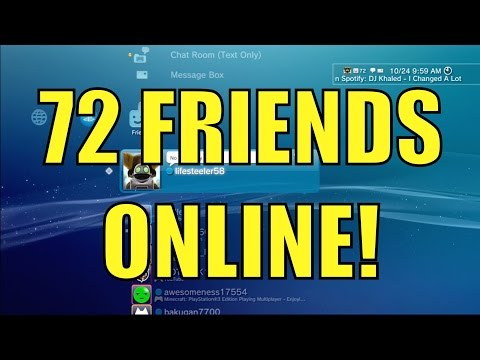 72 Friends Online!