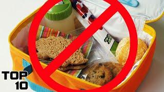 Top 10 Shocking School Bans