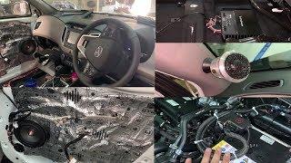 2019 Hyundai Creta With High End Music System   Creta Upgarded Music System   Modified Hyundai Creta