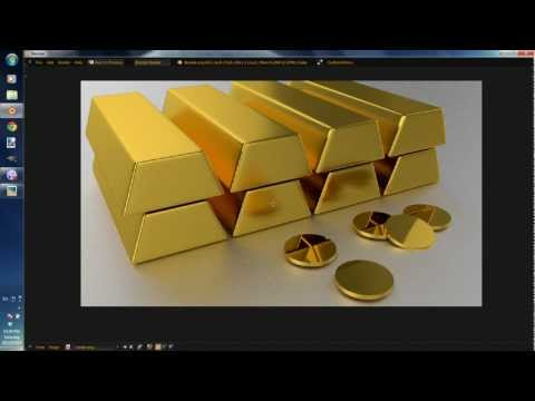 Tutorial: How to make realistic gold in Blender Cycles