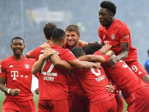 Bayern Munich vs Eintracht Frankfurt 5-2| all goals & extended highlights bundesliga 2020| FULL HD