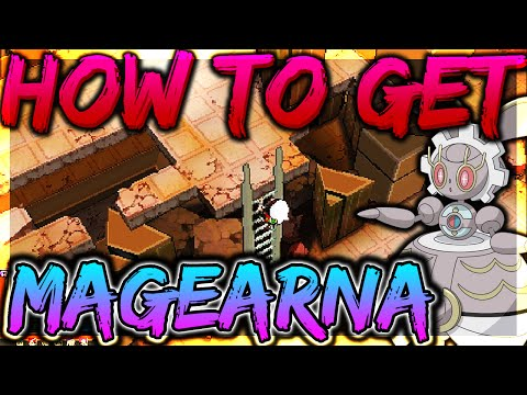 HOW TO catch MAGEARNA in Pokemon OMEGA RUBY & ALPHA SAPPHIRE!