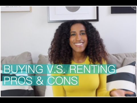Buying V.S. Renting a home or condo: Pros and Cons