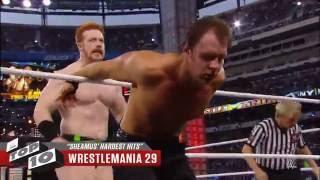 Sheamus' Hardest Hits – WWE Top 10