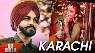 Karachi (Full Song) | Jagmeet Brar | Latest Punjabi Song 2017 | Speed Records