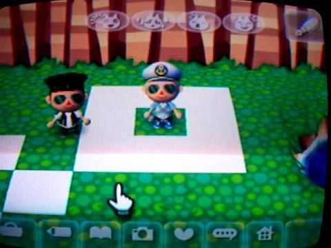 Animal Crossing City Folk: Hybrid help