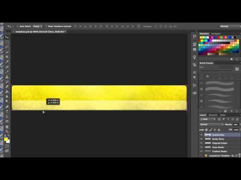 How to create DeviantArt Buttons!
