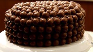 Chocolate Pearl Cake Sanjeev Kapoor Khazana