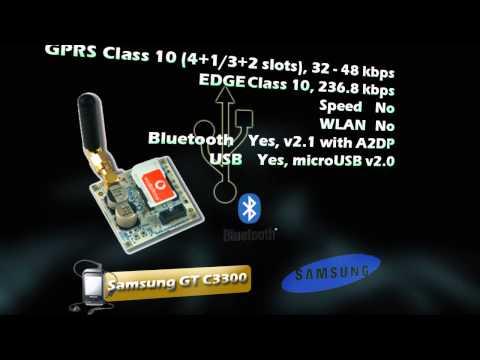Samsung GT C3300