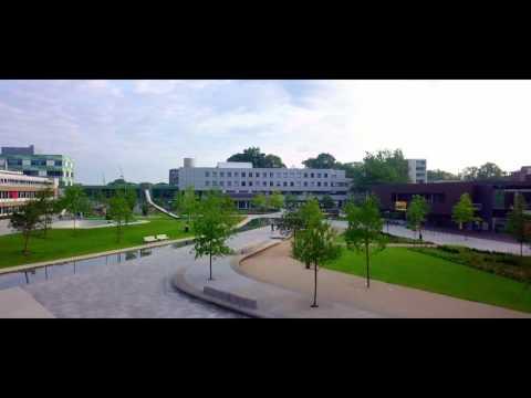 DJI Mavic Pro | Raadhuisplein Emmen | 4K