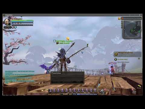 Fishing In Dragon Nest SEA | 2018 | Eyedentity Games 「 HD 」