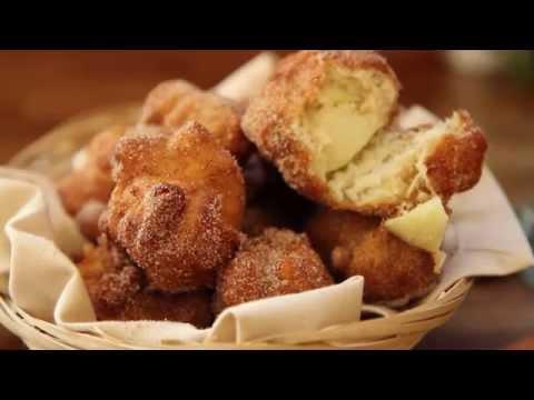 How to Make Apple Fritters | Donut Recipes | Allrecipes.com
