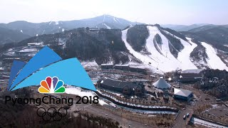 Recapping best sliding moments from PyeongChang Olympics