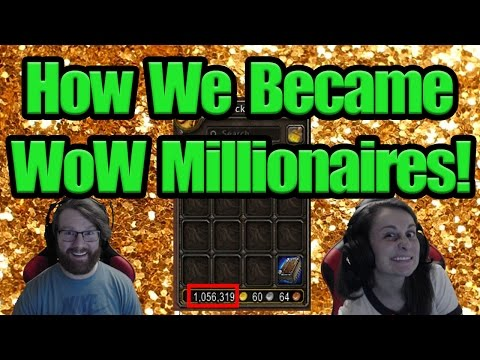 How To Become A WoW Millionaire - TSM Sniper Guide