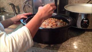 Slow Cooker Spicy Boiled Peanuts