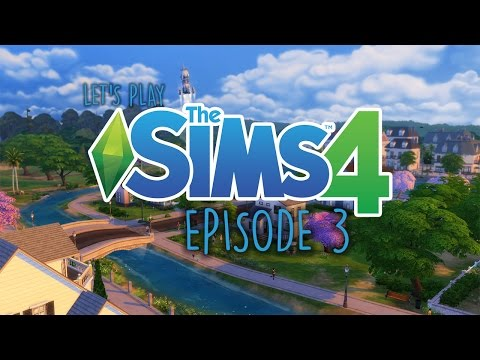The Sims 4: Part 3 - DAY OFF