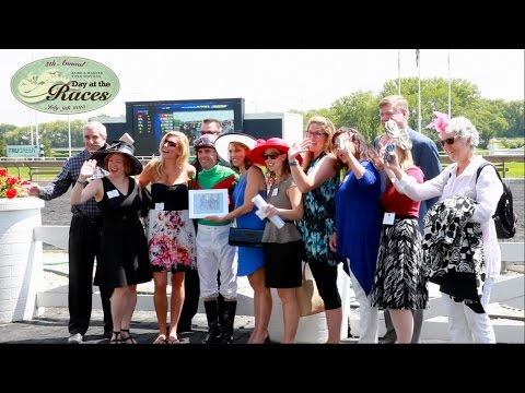 Baird & Warner Title Services: Day at the Races 2015