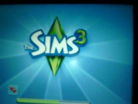 Turn up volume!! Sims 3 gameplay!