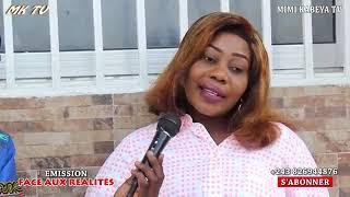 Apres Son Mariage Mimi Kabeya Sort De Son Silence Et Parles Au Micro De L
