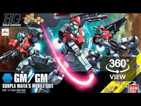 [360°Degree] HG 1/144 GMGM