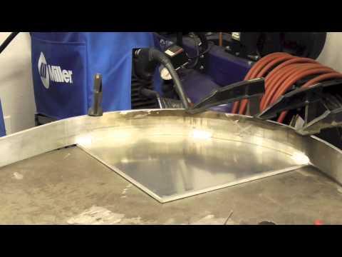 TIG Welding Thick Aluminum
