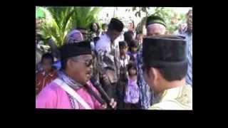 Berebut Lawang Berbalas Pantun Tradisi Adat Melayu Belitong