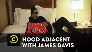 Hood Adjacent with James Davis - Michael Jordan