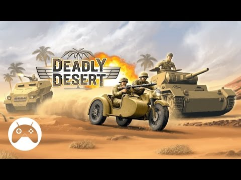1943 DEADLY DESERT Android Gameplay