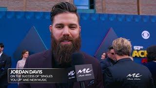 """Jordan Davis Talks """"Singles You Up"""" Success and New Music"""