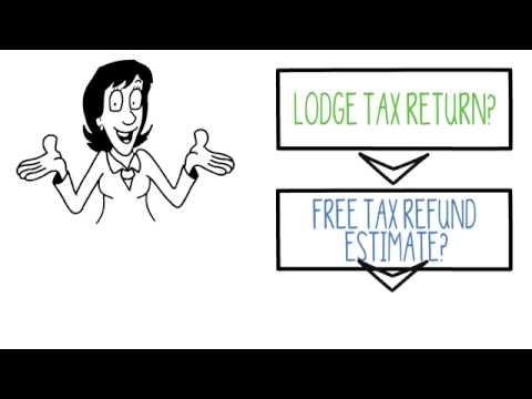 Online Income Tax Return/Refund 2017-18: Etax/My Tax/Income Tax Return 2017 Australia