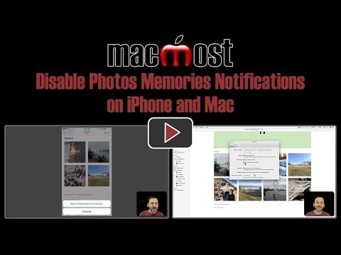 Disable Photos Memories Notifications on iPhone and Mac (#1672)