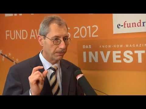 Lipper Fund Awards 2012 Germany: Aberdeen — Dr. Hartmut Leser