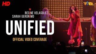 [#UNIFIED Concert] Sarah Geronimo's Powerful Performance of TALA!