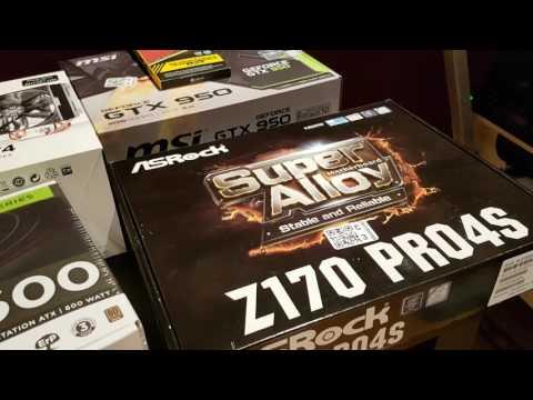 Building a $1900 Productivity Custom PC