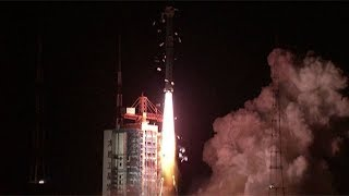 Fengyun-3D launched by Long March-4C