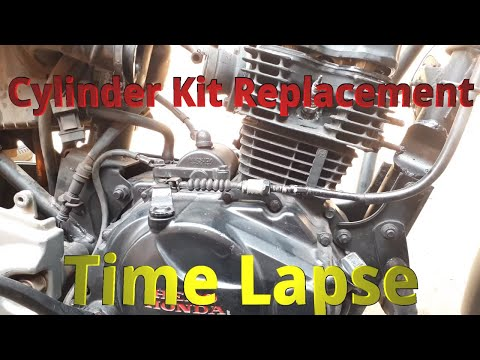 Cylinder Kit Replacement (Time-Lapse)