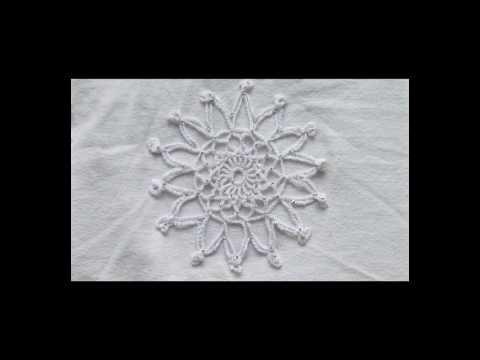 Crochet Sugar Hardening