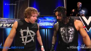 Dean Ambrose funny moments #WWE