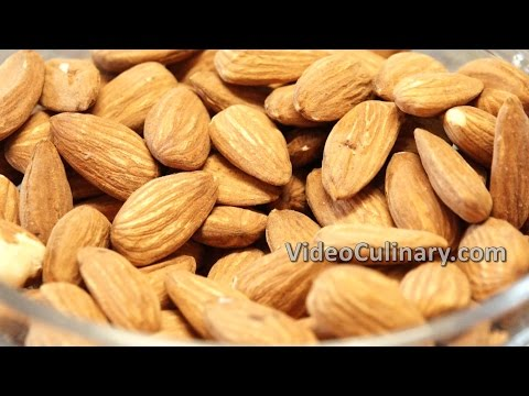 How to make Almond Flour (Meal) Recipe - Blanched & Unblanched