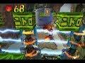 改造クラッシュバンディクー2 ゆきだまゴロゴロ (Crash Bandicoot 2 - Crash Dash Mod)